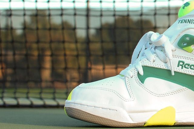 Reebok Court Victory Pump Michael Chang Bump 1