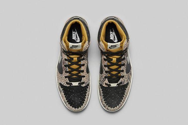 Nike Dunk Hi Premium Croc Wrangler 1