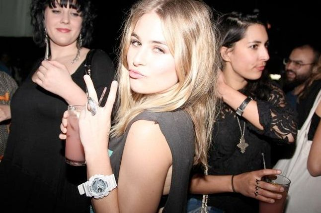 G Shock Sydney Party Sultry 1