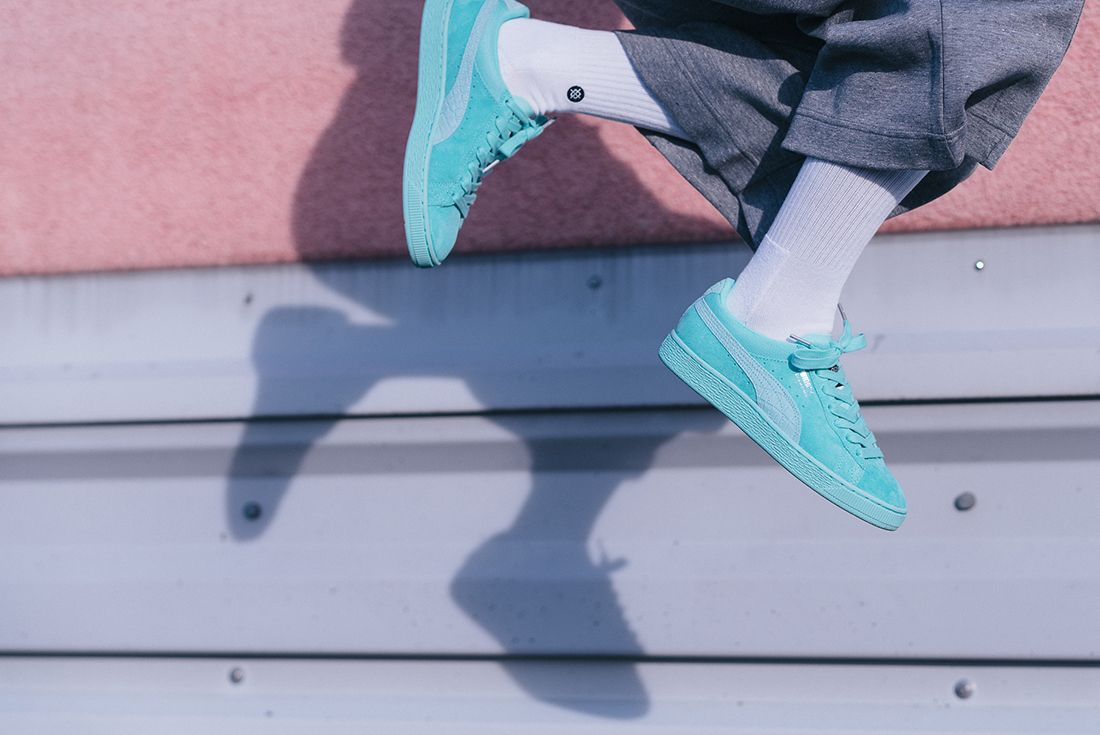 Diamond Supply Co X Puma Classic Suede Collection21