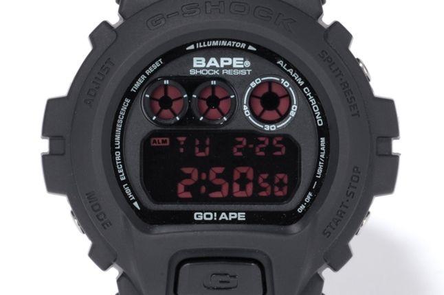 Bape G Shock Dw 6900 2 1