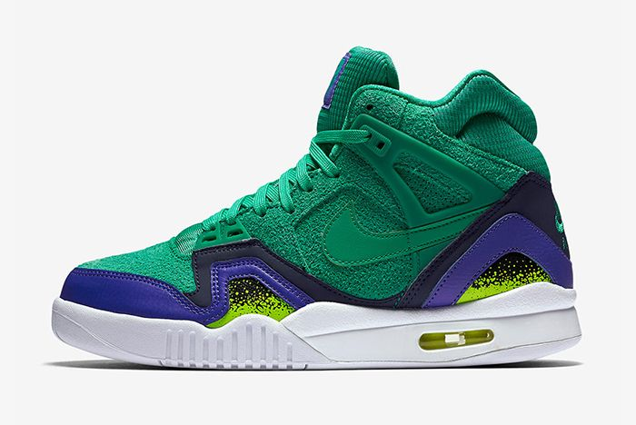 Nike Air Tech Challenge Ii Wmns Stadium Green5