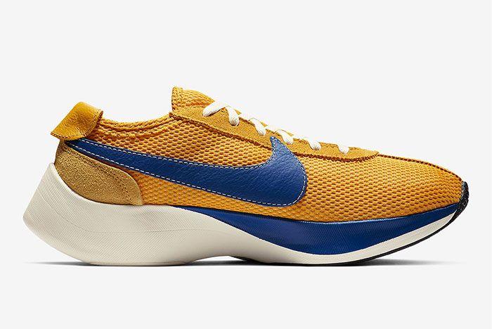 Nike Moon Racer Bv7779 700 Yellow 3
