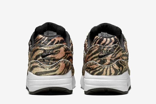 Nike Air Max 1 Gs Zoo Pack Tiger3