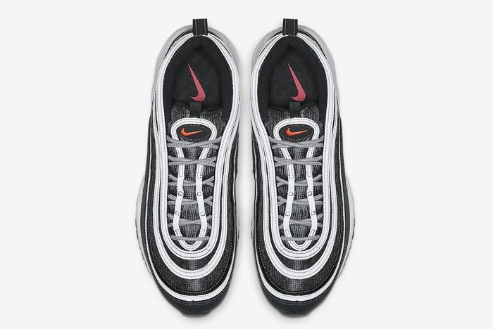 Nike Air Max 97 Anthracite Crimson Top
