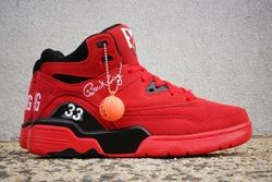 Ewing Guard Red Suede 1