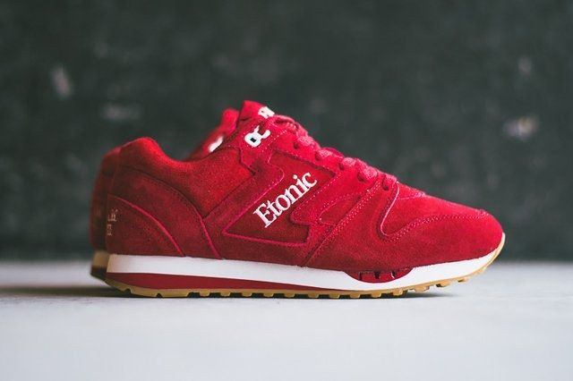 Etonic Trans Am Suede Runner Delivery Two 3