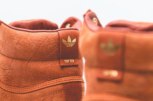 Adidas Top Ten Red Fox 3