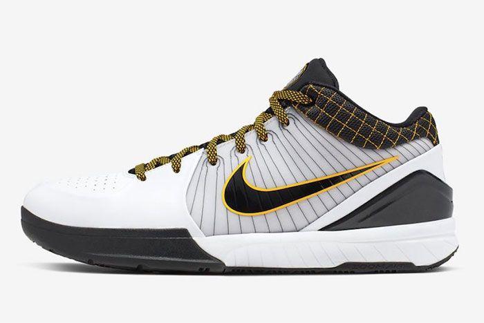 Nike Kobe 4 Protro Del Sole Left 2
