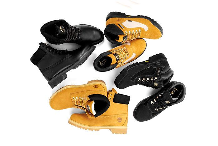 Ovo Timberlands Sneaker Freaker