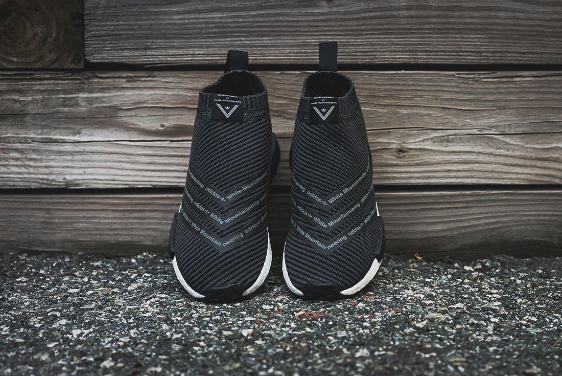 White Mountaineering X Adidas Originals Nmd City Sock 4