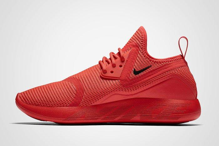 Nike Lunarcharge Breathe Red Thumb