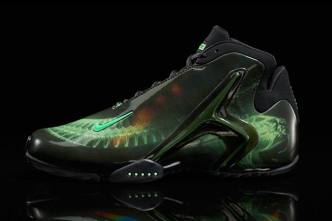 Nike Hyperflight Superhero Green Profile 1