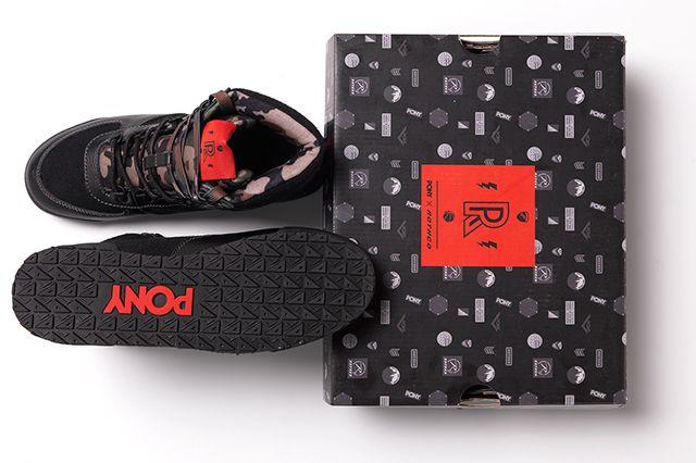 Ponyx Rothco 04 Shoes