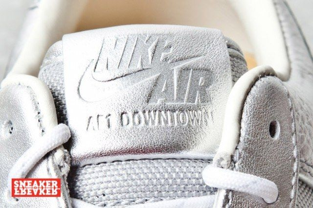 Nike Air Force 1 Downtown Silver 6 2 640X426