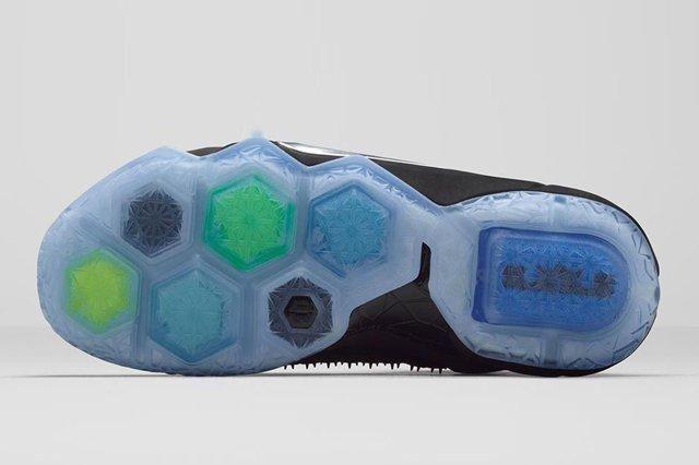 Nike Lbj12 Rubber City 2