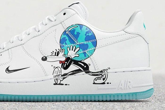 Nike Climate Change Sneaker Side