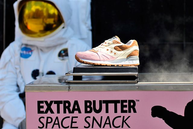 Eb X Saucony Shadow Master Space Snack 4