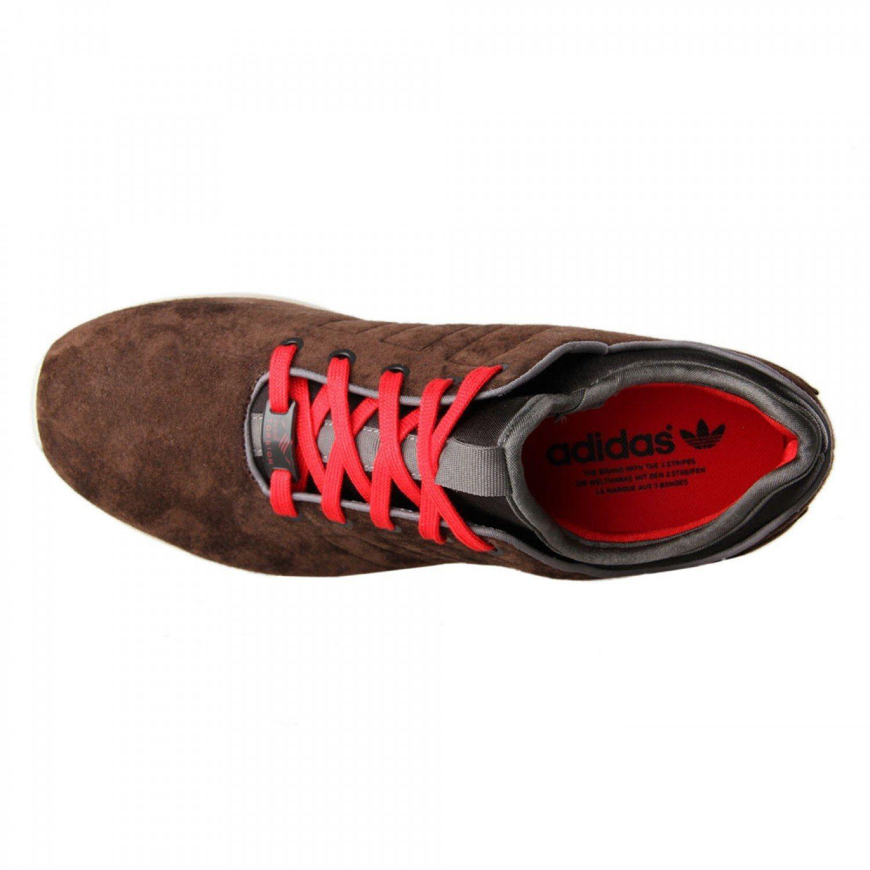 Adidas Originals Zx Flux Nps Brown 2