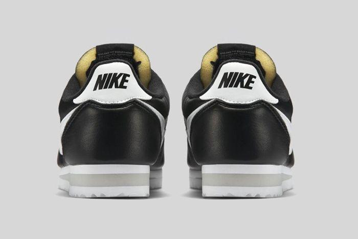 Nike Classic Cortez Black White Ndc Bump 2
