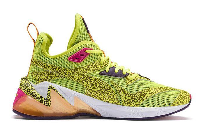 Puma Lqd Cell Ar Yellow Side 3