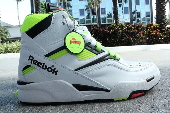 Reebok Twilight Zone Pump Dominique Wilkins 1 1