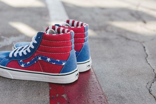 Vans Van Doren Stars And Stripes Pack 5