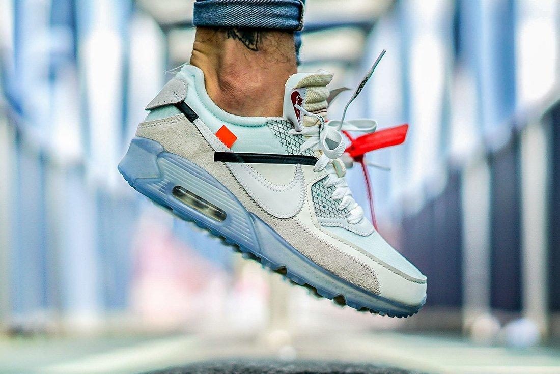 Off White X Nike Air Max 90 2