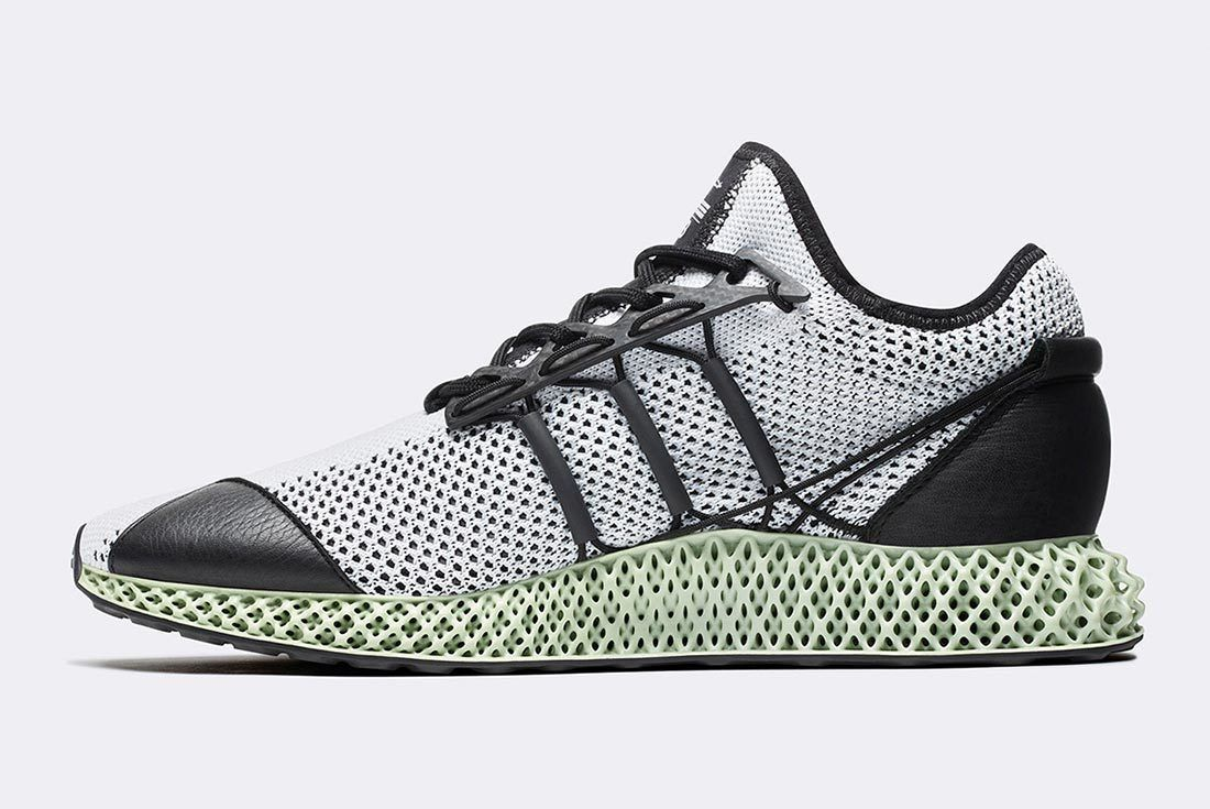 Yohji Yamamoto Adidas Y 3 Runner 4D