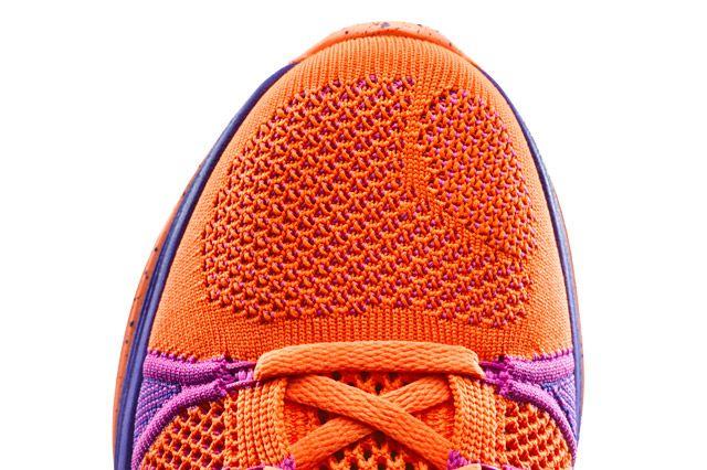Nike Flyknit Lunar 2 Wmns Toebox