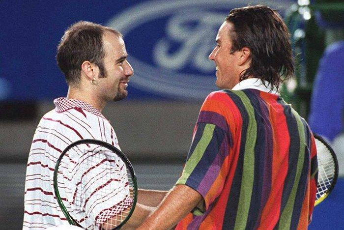 The Best Worst Attire From The Australian Open In The 90S4