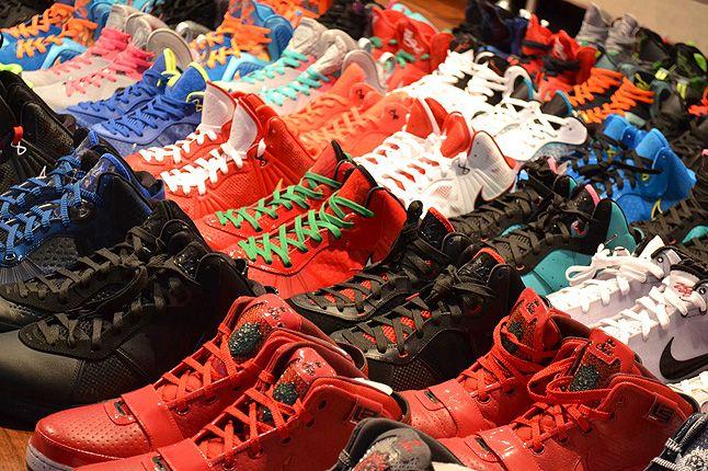 Sneaker Freaker Lebron Collector Garv 2 1