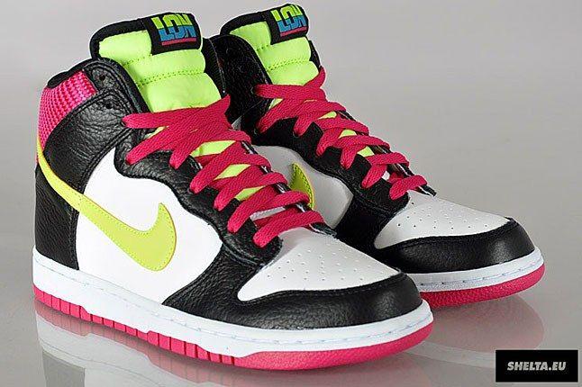 Nike Dunk High London 3 2