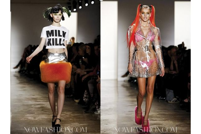 Jeremy Scott Ny Fashion Week 6 1