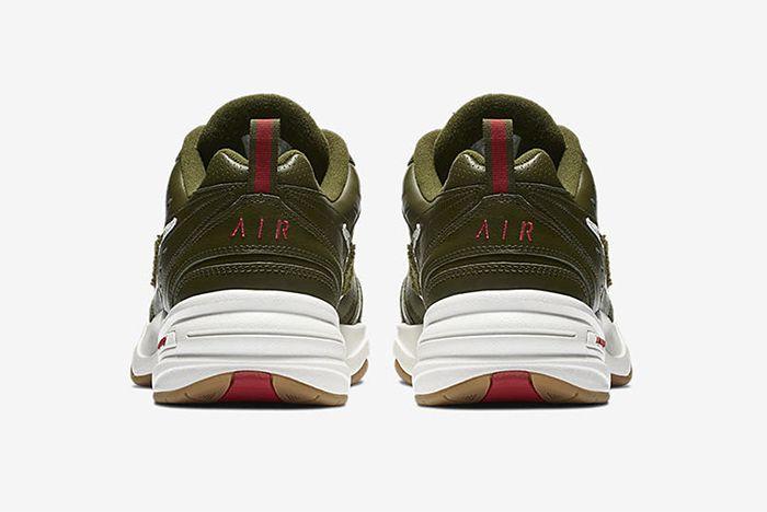Nike Air Monarch Campout 04 Sneaker Freaker Copy