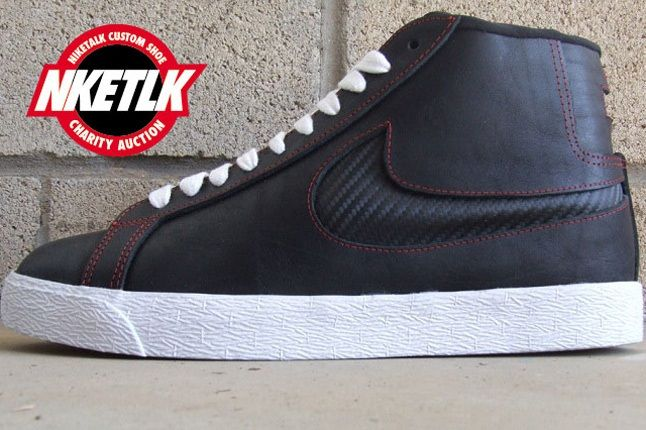 Niketalk Charity Custom Nike Blazer Jbf 3 1