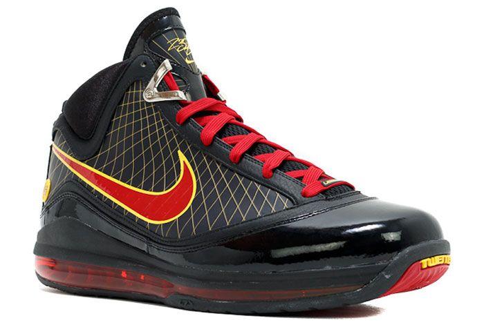 Nike Lebron 7 Fairfax Toe