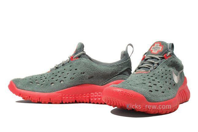 Nike Free Trail Hasta Sunburst Pair 1