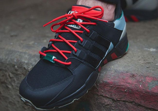 Didas Eqt Running Support 93 Green Earth 1
