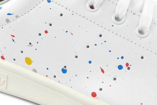Adidas Bw Stan Smith White Bump 2