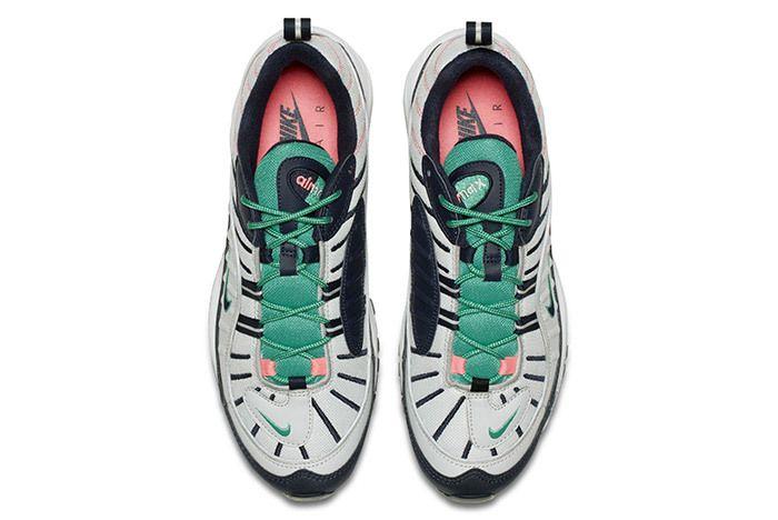 Release Reminder Nike Air Max 98 South Beach 4