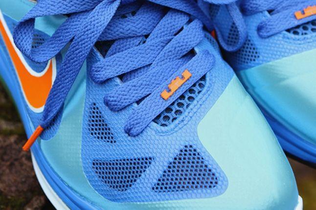 Nike Lebron 9 Custom By Kurtzastan Toebox 1