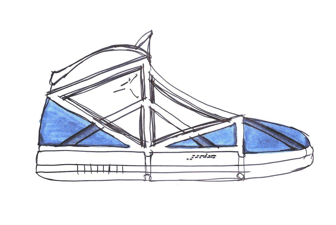 Creating The Air Jordan 16 – Behind The Design21