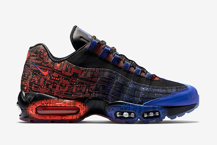 Nike Air Max 95 Doernbecher Freestyle Collection 20157