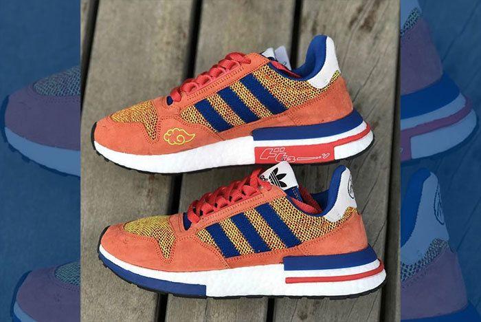 Adidas Dbz Goku Release Info 2