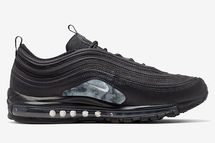 Nike Air Max 97 Black White Anthracite 921826 015 Release Date 2