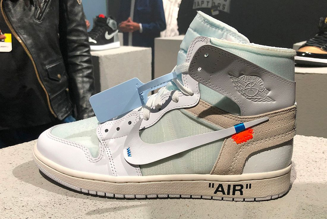 Off White Air Jordan 1 Sneaker Freaker 7