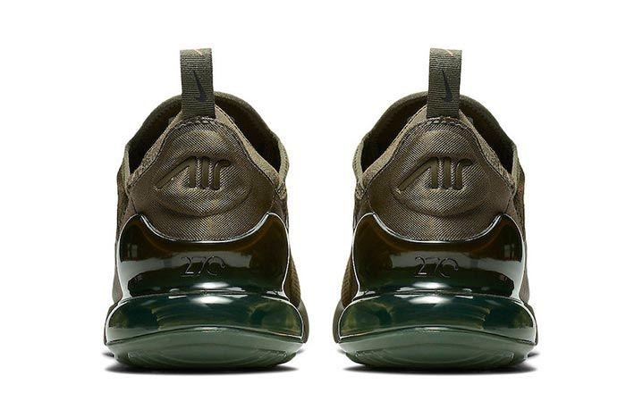 Nike Air Max 270 Triple Olive 5