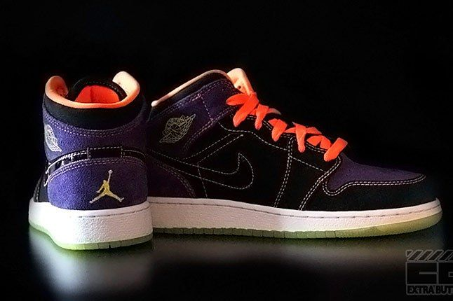 Air Jordan 1 Purple 1