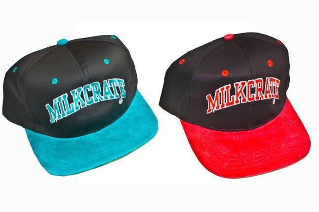 Milkcrate Ny Fall 2012 Arc Snapbacks 1